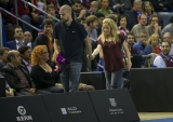 Shakira and Gerard Pique Watch a Game in Spain 2 44071