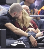 Shakira and Gerard Pique Watch a Game in Spain 44079