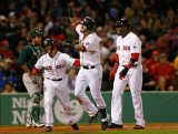 Oakland Athletics v Boston Red Sox 44142