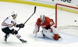 Frolik's penalty goal helps Blackhawks force Game Seven against Red Wings 44206