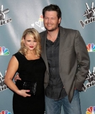 Blake Shelton And Miranda Lambert Are In Marital Bliss With 'NO Secrets' 44265
