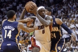 Heat scorch Pacers to get within one win of NBA Finals 44334
