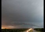 Tornadoes rake Oklahoma.; at least 5 dead, dozens hurt 44337
