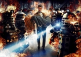 MATT SMITH HAS THE TIME OF HIS LIFE AS 'DOCTOR WHO 44375