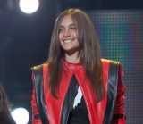 Paris Jackson, the girl we met at the funeral of Michael, in fear of suicide 44392