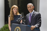Samantha Power, White House's UN ambassador nominee, has 'seen evil at its worst' 44397