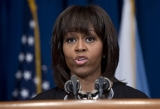 Michelle Obama confronts gay-rights heckler at fundraiser 44411