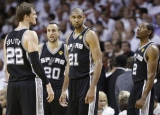 Spurs rally to stun Heat in Game 1 of NBA Finals 44449