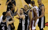 NBA Finals: Spurs not happy with performance in Game 1 steal 44450