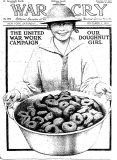 On National Doughnut Day, Free Food And Feel-Good History 44465