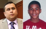 George Zimmerman 'profiled, followed and murdered' black teenager 44610