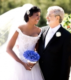 George Lucas Marries Mellody Hobson: See Their Romantic Wedding Picture! 44639