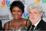 Star Wars George Lucas creative wedding girlfriend Mellody Hobson 44641