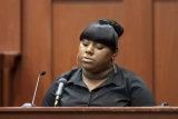 'Boy's voice' called for help, testifies eyewitness in Trayvon Martin case 44700