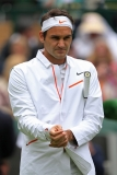 "The smart money is on intentional. Nike boasted that Federer's Wimbledon kit would ""make a bold style statement in London."" 44714"