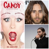 Jared Leto appears on the cover of 'Candy' magazine dressed like a lady 44742