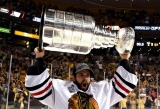 Corey Crawford's Profane Speech Steals the Show 44758