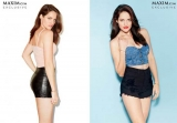 Breaking Amish's' Kate Stoltzfus gets sexy in Maxim 44855