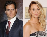 Henry Cavill, Kaley Cuoco dating? 'Man of Steel' star and 'Big Bang Theory' actress are 'totally hot for each other' 44878