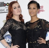 Robin Thicke's 'Blurred Lines' Finally Toppled From UK Number One Spot By Icona Pop 44887
