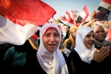 For Egypt's Islamists, Confusion and Fear Amid Celebration 44893
