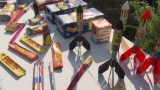 As temperatures sizzle, fireworks even more risky 44899