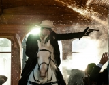 The Lone Ranger' review: Johnny Depp and Armie Hammer and go goofy and grim 44936