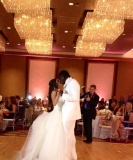 Congratulations to Robert Griffin III, who married his college sweetheart 44994