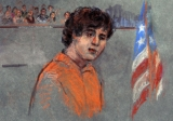 Boston bombing suspect Dzhokhar Tsarnaev pleads not guilty 45101