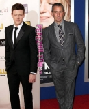 Cory Monteith Was Upbeat When He Spoke With Adam Shankman HOURS Before His Death 45180