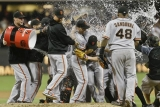 Tim Lincecum throws no-hitter for SF Giants in 9-0 win over Padres 45182
