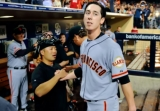 Will Tim Lincecum's Arm Survive Legendary 148-Pitch No-Hitter? 45183