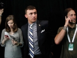 NCAA football celebrity Johnny Manziel just wants to 'play football' 45289