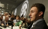 Johnny Manziel says he missed day at Manning Passing Academy because he overslept after phone battery died 45291