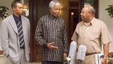 Sports stars laud Nelson Mandela on 95th birthday 45298