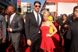Michael Phelps' Girlfriend Win McMurry Steals Show at 2013 ESPY Awards 45305