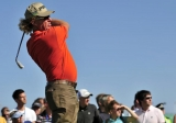 Jimenez enjoys one-stroke lead at British Open 45326