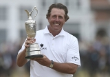 Phil Mickelson wins 2013 British Open with stellar final round 45327
