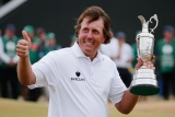 How Phil Mickelson Charged to the British Open Championship 45329