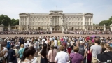 Royal baby: Kate in labour as world waits 45347
