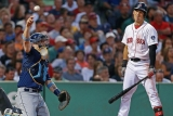 Rays' Matt Moore 2-hits Red Sox 45382