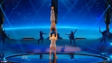 Comic hand-balancers strong-arm their way into the judges' favour on first live night of America's Got Talent 45406