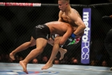 Demetrious Johnson defeats John Moraga for flyweight title 45488