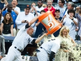 Derek Jeter homers in first game back from DL, Alfonso Soriano gets game-winning hit as Yankees beat Rays 45495