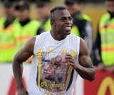 Ecuadoran soccer player Christian 'Chucho' Benitez dies at 27 45496