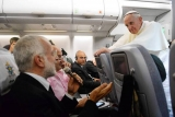 Pope Francis' accepting comments on gays mark change in tone 45525