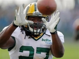 Eddie Lacy participated in all the right corner of the Green Bay Packers practice 45572