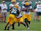 Green Bay Packers say Eddie Lacy is not out of shape 45573