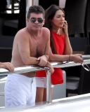 Simon Cowell Gets Lauren Silverman Pregnant: See Them Yachting in 2012 45592