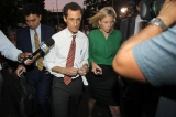 NEW YORK CITY MAYORAL CANDIDATE ANTHONY WEINER 45603
